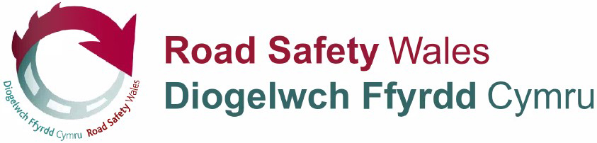 Road Safety Wales logo